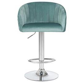 Барный стул LM-5025 мятный DOBRIN, Цвет товара: мятный, изображение 6