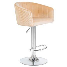 Барный стул LM-5025 песочный DOBRIN, Цвет товара: песочный, изображение 2
