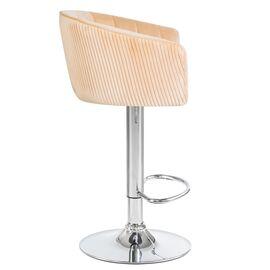 Барный стул LM-5025 песочный DOBRIN, Цвет товара: песочный, изображение 3