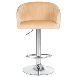 Барный стул LM-5025 песочный DOBRIN, Цвет товара: песочный, изображение 6