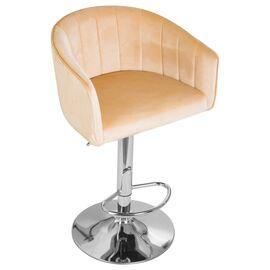 Барный стул LM-5025 песочный DOBRIN, Цвет товара: песочный, изображение 7