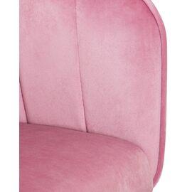 Барный стул LM-5025 розовый DOBRIN, Цвет товара: Розовый, изображение 7