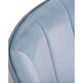 Барный стул LM-5025 серо-голубой DOBRIN, Цвет товара: серо-голубой, изображение 7