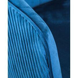 Барный стул LM-5025 синий DOBRIN, Цвет товара: Синий, изображение 6