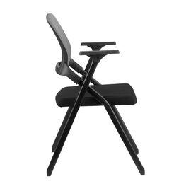 Офисное кресло складное для посетителей Riva Chair M2001 Серое складное, Цвет товара: Серый, изображение 3