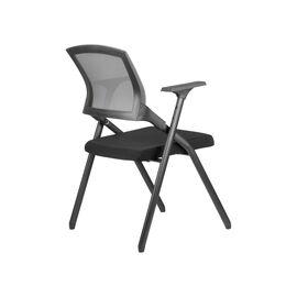 Офисное кресло складное для посетителей Riva Chair M2001 Серое складное, Цвет товара: Серый, изображение 4