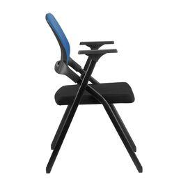 Офисное кресло складное для посетителей Riva Chair M2001 Синее складное, Цвет товара: Синий, изображение 3