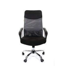 Компьютерное кресло для руководителя Chairman 610 Серый, Цвет товара: Серый, изображение 4