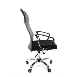 Компьютерное кресло для руководителя Chairman 610 Серый, Цвет товара: Серый, изображение 5