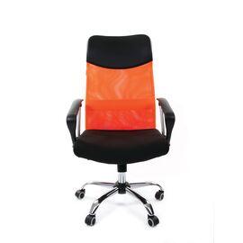 Компьютерное кресло для руководителя Chairman 610 Оранжевый, Цвет товара: Оранжевый, изображение 4