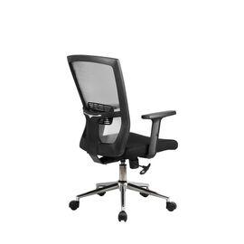 Офисное кресло Riva Chair 831E серая сетка, Цвет товара: Серый, изображение 3