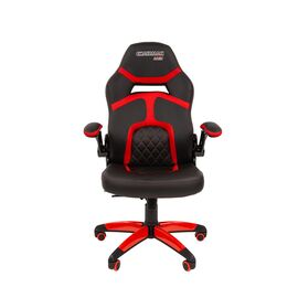 Кресло для геймеров Chairman Game 18 Красный, Цвет товара: Красный, изображение 2