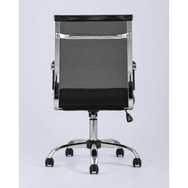 Компьютерное кресло TopChairs Clerk черноеStool Group, изображение 5