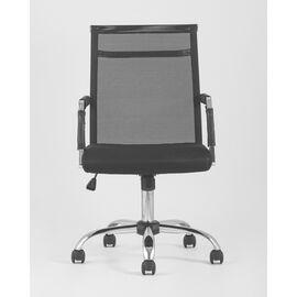 Компьютерное кресло TopChairs Clerk черноеStool Group, изображение 2