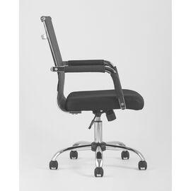 Компьютерное кресло TopChairs Clerk черноеStool Group, изображение 3