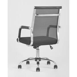 Компьютерное кресло TopChairs Clerk черноеStool Group, изображение 4