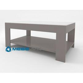 Стол журнальный BeautyStyle 26 Mebelik Серый Графит 1100х600х460, Цвет товара: серый графит, изображение 2