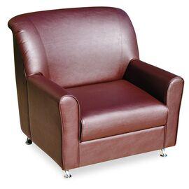 Кресло Зевс 840х870х830 Кожа Alfa, Цвет товара: Madras 2012