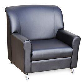 Кресло Зевс 840х870х830 Экокожа Alfa, Цвет товара: Oregon 16