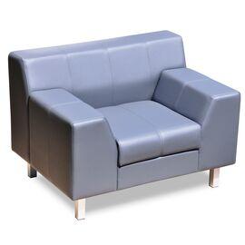 Кресло Лима 1020х770х750 Экокожа Alfa, Цвет товара: Oregon 17