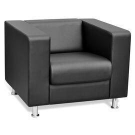 Кресло Меркурий 920х830х700 Экокожа Alfa, Цвет товара: Oregon 32, изображение 2