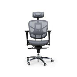 Кресло офисное Norden Стартрек / серая сетка, изображение 2