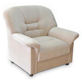Кресло Тильда 930х900х920 Экокожа Alfa, Цвет товара: Oregon 10