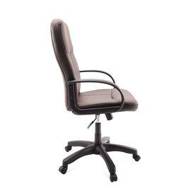 Компьютерное кресло для руководителя Dikline CT41 Шоколад, изображение 2
