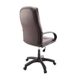 Компьютерное кресло для руководителя Dikline CT41 Шоколад, изображение 3