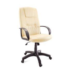 Компьютерное кресло для руководителя Dikline CT42 Крем