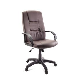 Компьютерное кресло для руководителя Dikline CT42 Шоколад