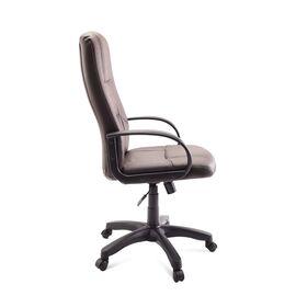 Компьютерное кресло для руководителя Dikline CT42 Шоколад, изображение 2