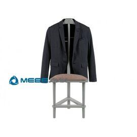 Вешалка костюмная с сиденьем В 26Н Mebelik Серый 420х360х1050, Цвет товара: Серый, изображение 3