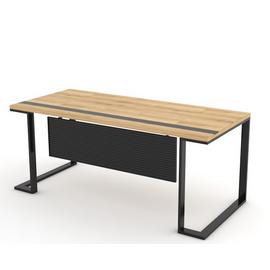 Стол руководителя Зета Officio 202061-05 2000x900x750, изображение 3