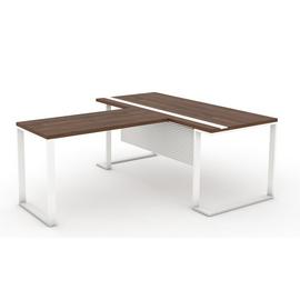 Стол руководителя Зета Officio 202061-05 2000x900x750, изображение 7