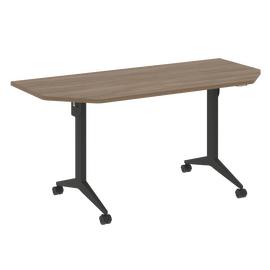 Стол прямой письменный складной мобильный X-Pull Riva X.M-7.T2 Дуб Аризона/Антацит 1580х720х753, Цвет товара: Дуб Аризона