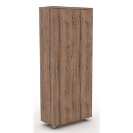 Шкаф для одежды с механизмом push-to-open/ Зета Officio/ 209861-01/ 800*384*1913, изображение 2