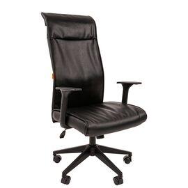 Компьютерное кресло для руководителя Chairman 510 Чёрное