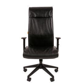 Компьютерное кресло для руководителя Chairman 510 Чёрное, изображение 2