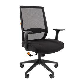 Компьютерное кресло для руководителя Chairman 555 LT Чёрный