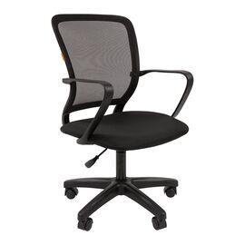 Компьютерное кресло Chairman 698LT Черный, Цвет товара: Чёрный