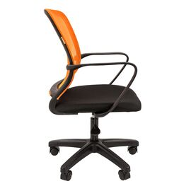 Компьютерное кресло Chairman 698LT Оранжевый, Цвет товара: Оранжевый, изображение 3