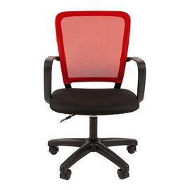 Компьютерное кресло Chairman 698LT Красный, Цвет товара: Красный, изображение 4