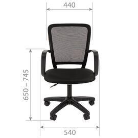 Компьютерное кресло Chairman 698LT Красный, Цвет товара: Красный, изображение 2