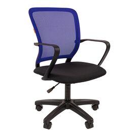Компьютерное кресло Chairman 698LT Синий, Цвет товара: Синий