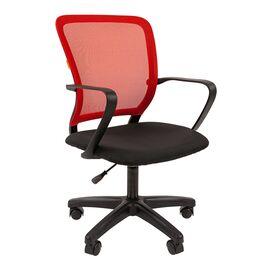 Компьютерное кресло Chairman 698LT Красный, Цвет товара: Красный