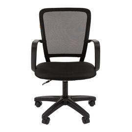 Компьютерное кресло Chairman 698LT Черный, Цвет товара: Чёрный, изображение 2