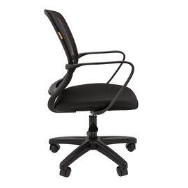 Компьютерное кресло Chairman 698LT Черный, Цвет товара: Чёрный, изображение 3