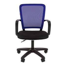 Компьютерное кресло Chairman 698LT Синий, Цвет товара: Синий, изображение 2