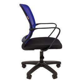 Компьютерное кресло Chairman 698LT Синий, Цвет товара: Синий, изображение 3